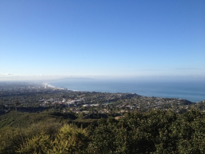 Santa Monica Trail Runs